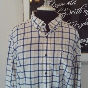 Tommy Hilfiger L/S Button Down Casual Shirt XL